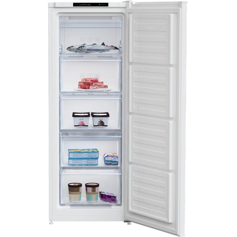Buy Beko Fcfm1545w 55cm Frost Free Tall Freezer