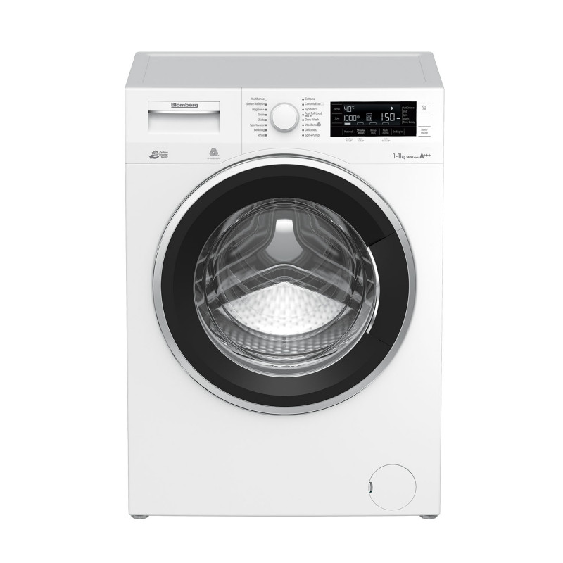 buy blomberg lwf411452aw 1400 spin 11kg washing machine. Black Bedroom Furniture Sets. Home Design Ideas