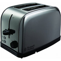 Russell Hobbs 18780 2 Slice Toaster - Stainless Steel