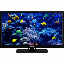 "Linsar 24LED5000 24"" HD Ready LED TV with Built-in DVD Player"