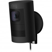 Ring Mains Stick Up Camera - Black
