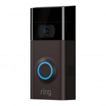 Ring Battery or Mains Video Doorbell V2