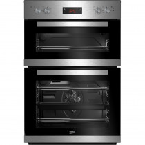Beko CDF22309X Built In Double Oven