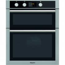 Hotpoint DD4544JIX Built In Double Oven
