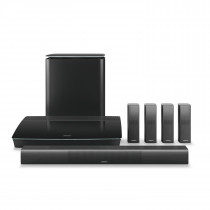 Bose Lifestyle 650 home entertainment system - Black