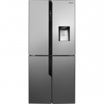 Hisense RQ560N4WC1 Side-by-Side No Frost Fridge Freezer