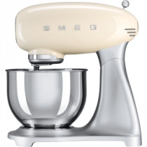 Smeg SMF01CRUK 50's Retro Style Food Mixer - Cream
