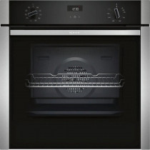 Neff B3ACE4HN0B Built In Slide & Hide Single Oven