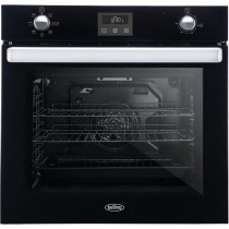 Belling 444444776 BI602FPCTBLK Built In Single Oven