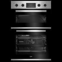 Beko CDFY22309X Built In Double Oven