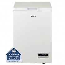 Lec CF100LW MK2 444444366 Chest Freezer