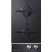 Fisher & Paykel CG302DNGGB1 Series 9 30cm Gas Hob