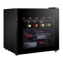 Lec DF48B (444410145) Black Wine Cooler