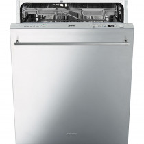 Smeg DI614PSS Built-in 14 Place Setting Dishwasher with Stainless Steel Door