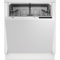 Beko DIN14C11 Built In 12 Place Settings Dishwasher