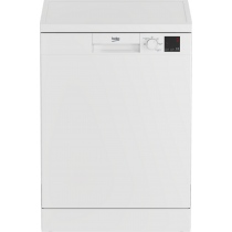 Beko DVN05C20W 13 Place Settings Dishwasher