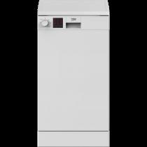 Beko DVS05C20W Slimline 10 Place Settings Dishwasher