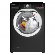 Hoover DXOC58C3B 1500 Spin 8kg Black Washing Machine