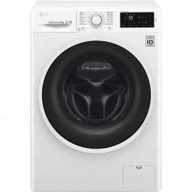 LG F4J608WN 1400 Spin 8kg Washing Machine