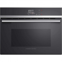 Fisher & Paykel OM60NDB1 Built In Microwave with Grill