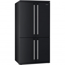 Smeg FQ960N Victoria Frost Free American Style - Black