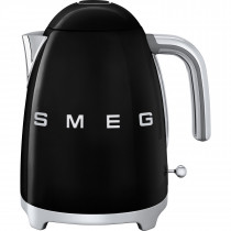 Smeg KLF03BLUK 50's Retro Style Kettle in Black