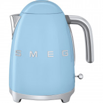 Smeg KLF03PBUK 50's Retro Style Kettle in Blue
