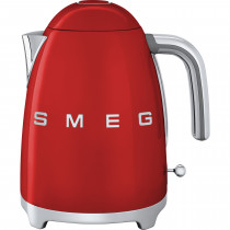 Smeg KLF03RDUK Retro Kettle in Red