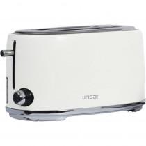 Linsar KY832WHITE Slice Toaster - White
