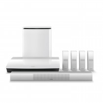 Bose Lifestyle 650 home entertainment system - White