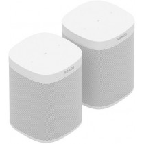 Sonos One SL Bundle (x2) - White