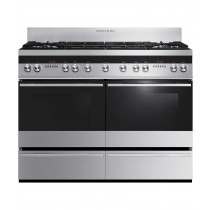 Fisher & Paykel OR120DDWGX2 120cm Dual Fuel Range Cooker