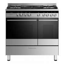 Fisher & Paykel OR90L7DBGFX1 90cm Dual Fuel Range Cooker