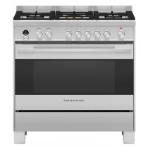 Fisher & Paykel OR90SDG6X1 90cm Dual Fuel Range Cooker