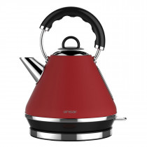 Linsar PK117RED Pyramid Kettle in Red
