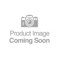 Rangemaster UNBSP1092MS Metallic Black Glass 110cm Splashback