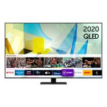 """Samsung QE75Q80TATXXU 75"""" 4K QLED TV"""