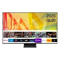 """Samsung QE65Q90TATXXU 65"""" 4K QLED TV"""