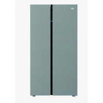 Beko RASFLE72PX Side by Side Frost Free Fridge Freezer