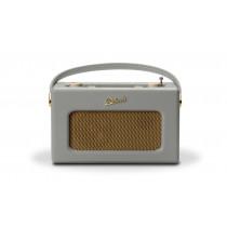 Roberts Revival RD70 DAB/FM Retro Radio - Dove Grey