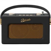 Roberts Revival Uno DAB/FM Retro Radio - Black