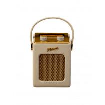 Roberts Revival Mini DAB/FM Retro Radio - Pastel Cream