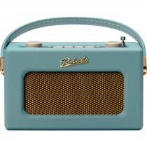 Roberts Revival Uno DAB/FM Retro Radio - Duck Egg Blue