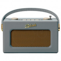 Roberts Revival Uno DAB/FM Retro Radio - Dove Grey