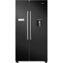 Hisense RS741N4WB11 Side by Side American Fridge Freezer
