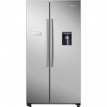 Hisense RS741N4WC11 Side by Side American Fridge Freezer