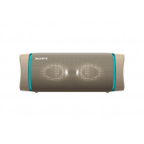 Sony SRS-XB33/CC Portable Bluetooth Speaker - Taupe