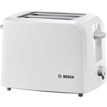 Bosch TAT3A011GB 2 Slice Toaster - White