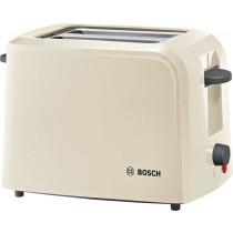 Bosch TAT3A0175G 2 Slice Toaster - Cream