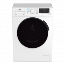 Beko WDB7426S1CW 1200 Spin 7kg Wash 4kg Dry Washer Dryer